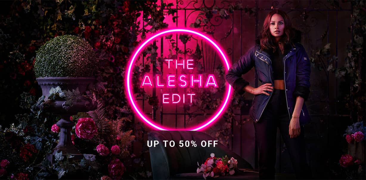 The Alesha Edit - prices from €56.00