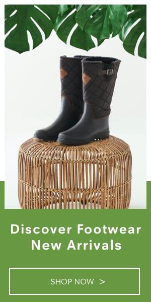 Shop footwear New Arrivals
