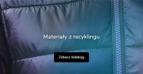 materiały z recyklingu