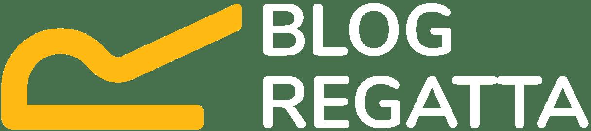 logo outdoorowego bloga Regatta