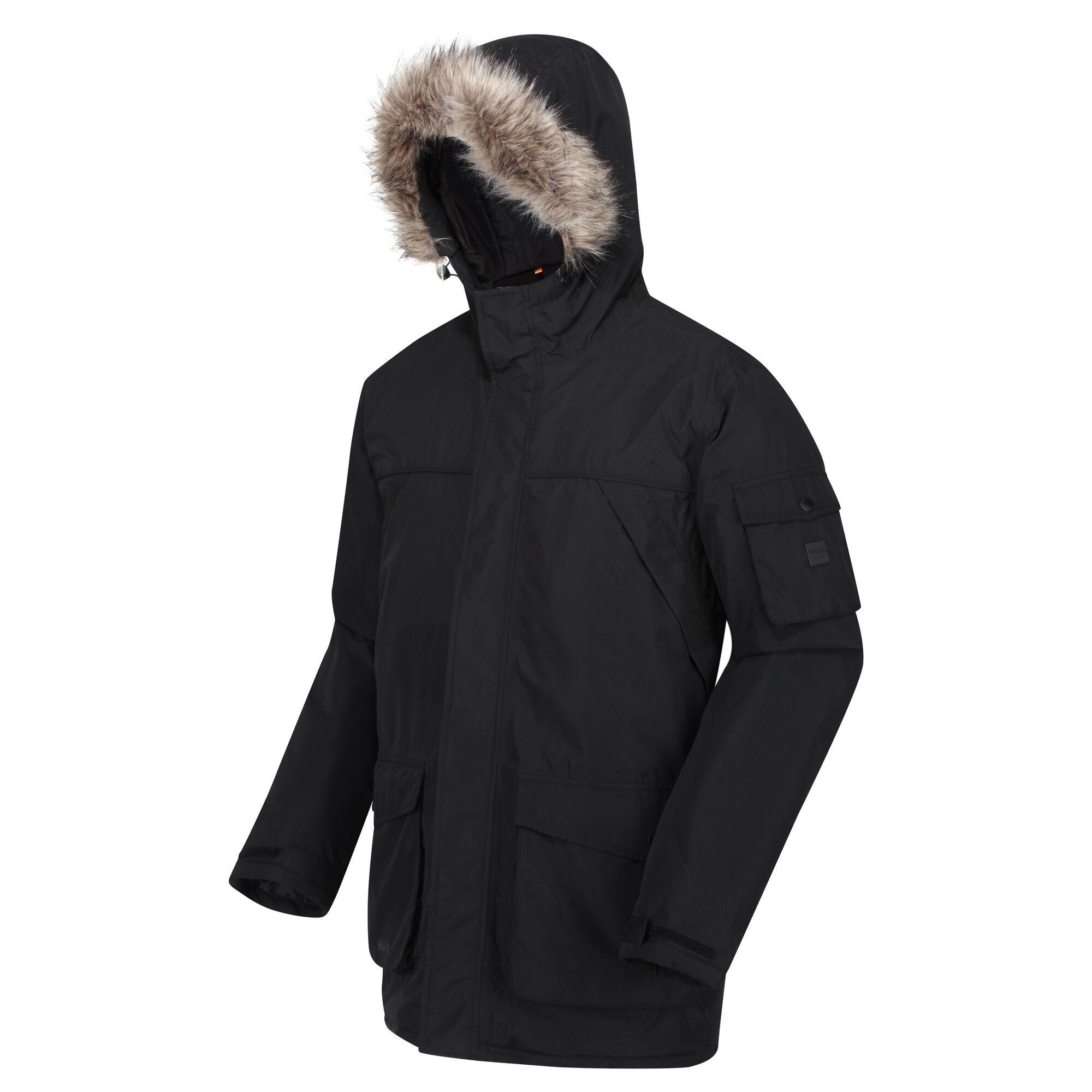 Men's Parka Jackets