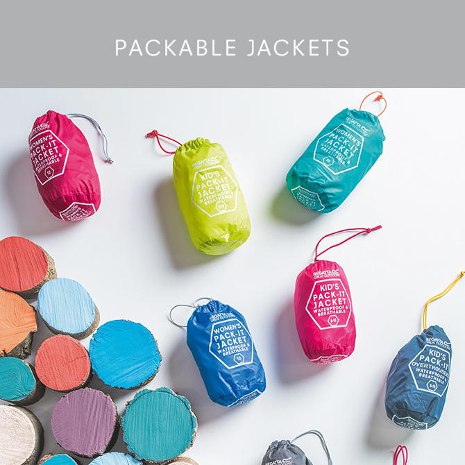 Packable Jackets