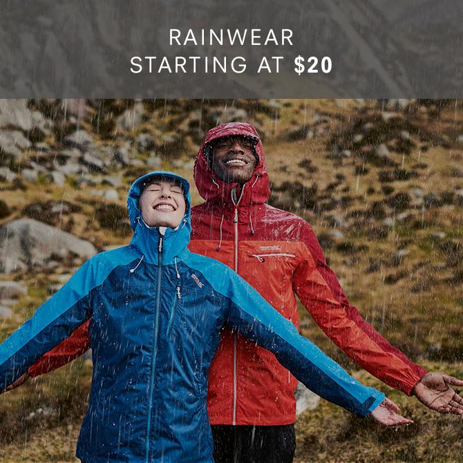 Rainwear Favourites
