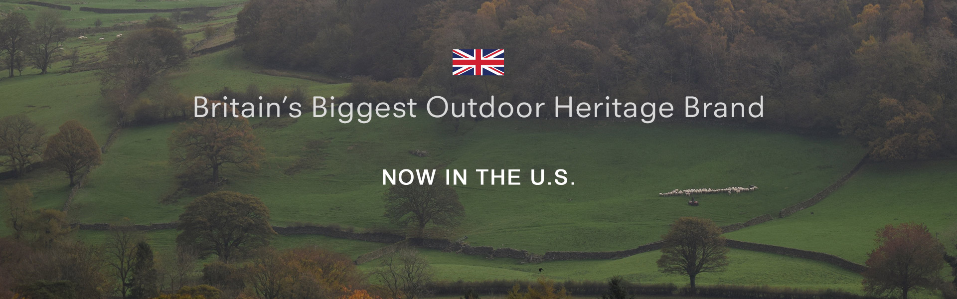 Britains biggest outdoor heritage brand